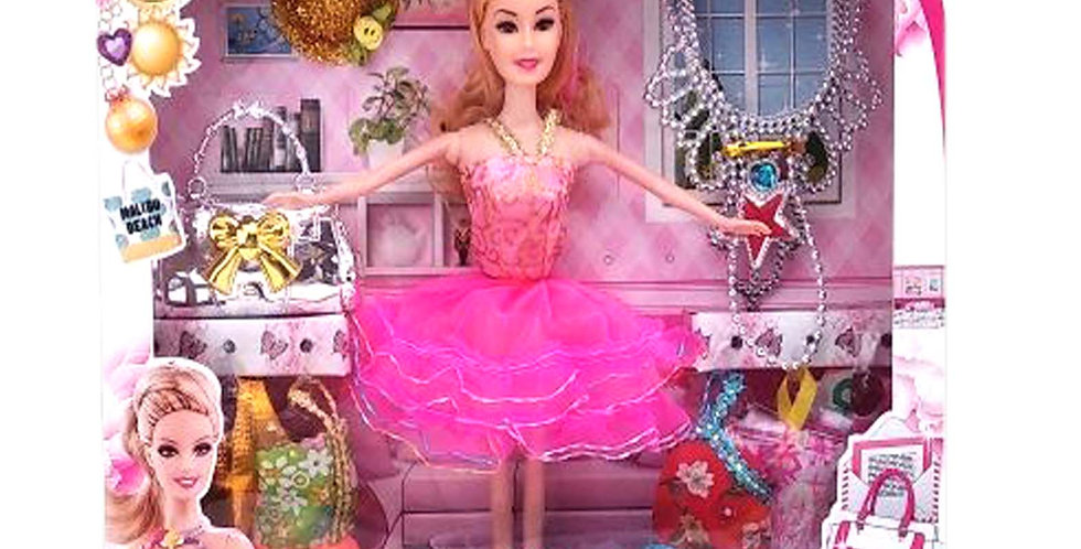 GY049373 11.5 INCH REAL  BARBIE