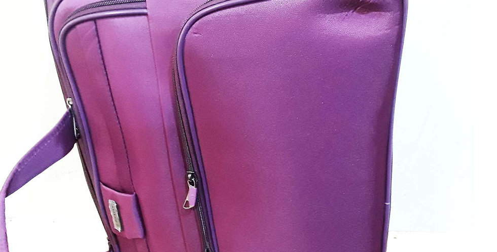 OMASKA DUFFLE BAG 3PC SET 4430 (5098 PURPLE)