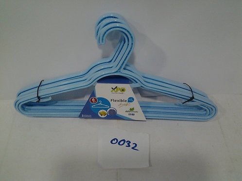 XPO FLEXIBLE HANGER- 6 PCS SET B-79206 0032