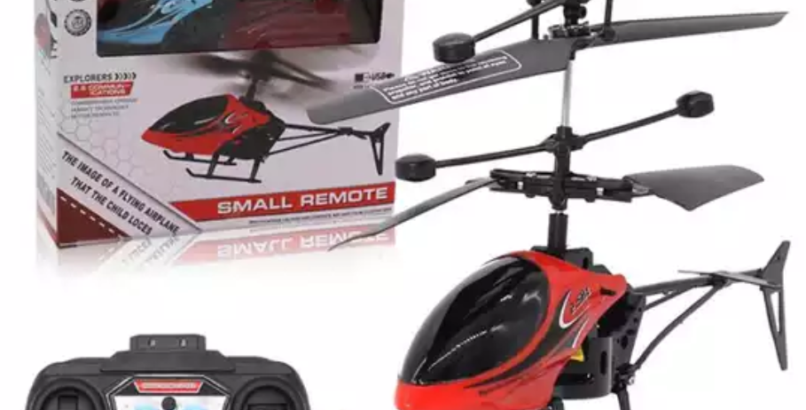 GY050644 2-WAY REMOTE  CONTROL  AIRCRAFT WITH  USB CABLE