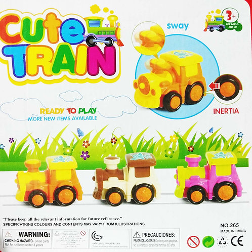 GY048949 INERTIA CARTOON  TRAIN