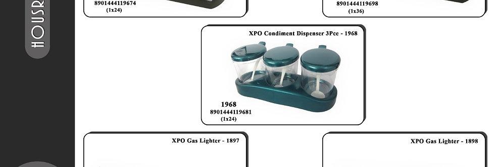 XPO GAS LIGHTER - 1897 - XPO1897
