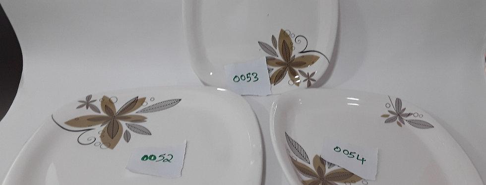XPO FORNIDO 28CM DINNER PLATE (FD-0302) 0052