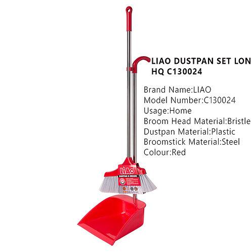 LIAO DUSTPAN SET LONG HQ C130024