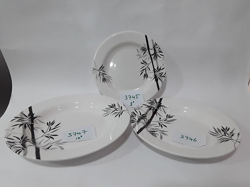 XPO 9 INCH SOUP PLATE (SO 1503) 3746