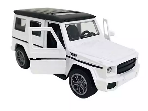 GY050661 1:36 MERCEDES G WRANGLER SIMULATION ALLOY CAR MIX