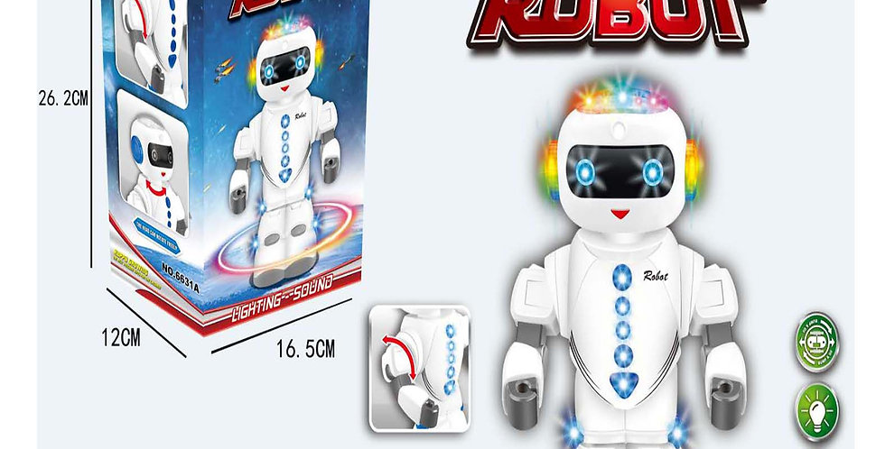GY050621 ELECTRIC ROBOT