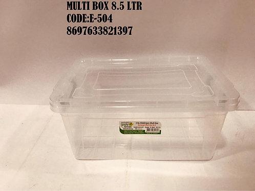 MULTI BOX 8.5 LTR E-504