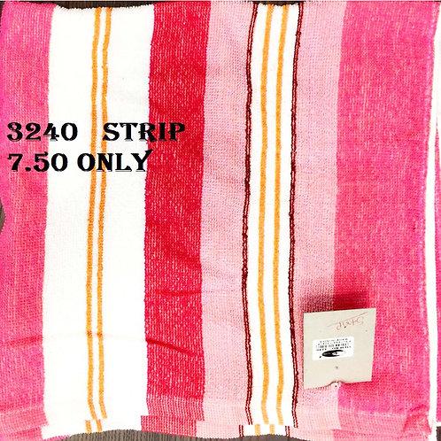 TOWEL DREAMZ 70X140CM 3240 STRIP