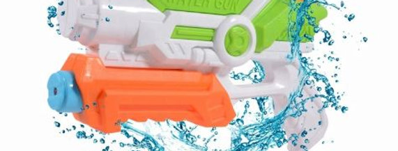 GY050626 PULL-ON WATER  GUN