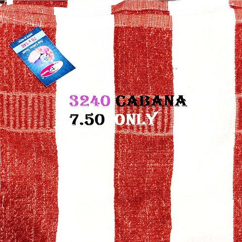 TOWEL DREAMZ 70X140CM 3240 CABANA