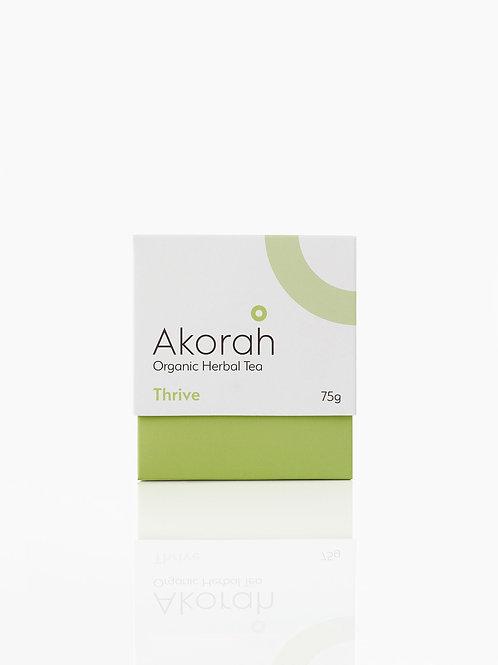 Organic Herbal Tea - Thrive (pro)
