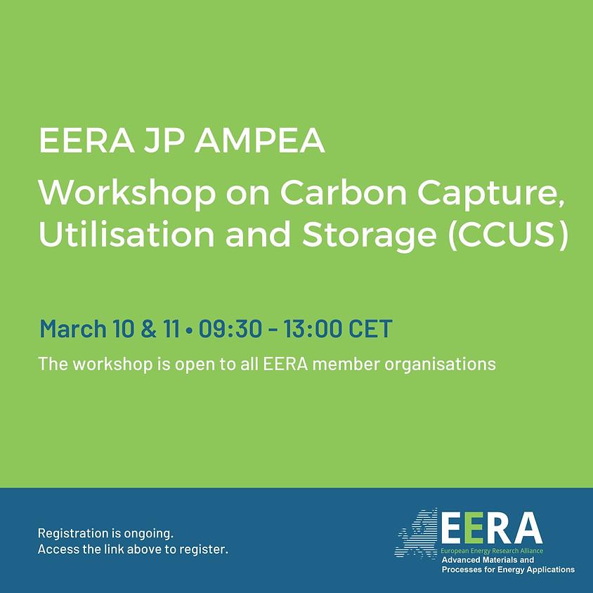 JP AMPEA - Workshop on Carbon Capture, Utilisation and Storage (CCUS)