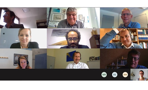 SUNERGY | Industrial Board Kick-Off Meeting Capture