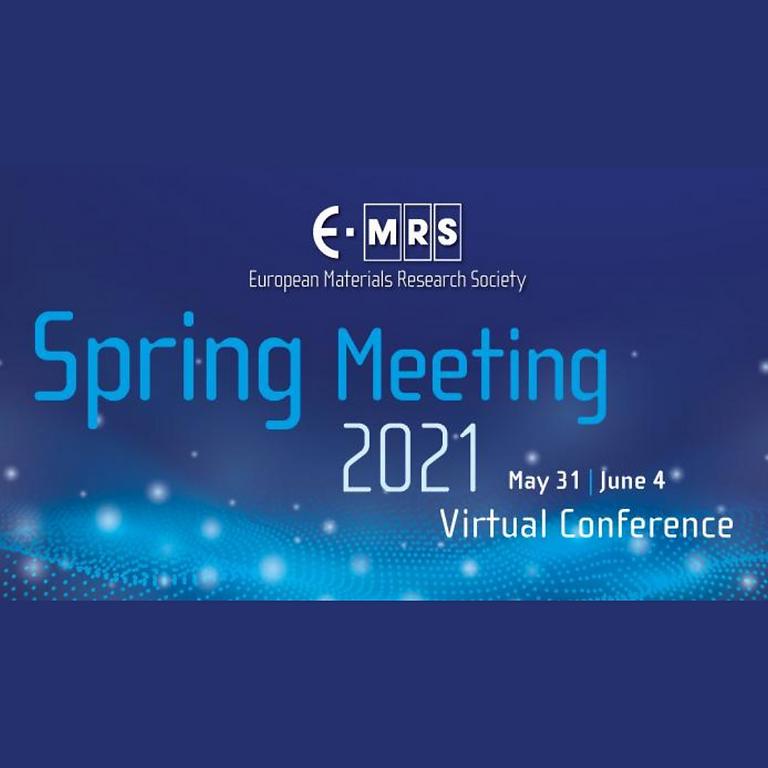 E-MRS Spring Meeting 2021