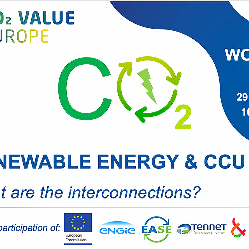 CO2 Value Europe Renewable Energy and CCU