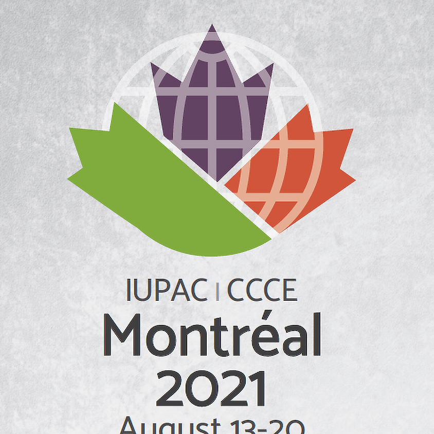 IUPAC World Chemistry Congress 2021 Virtual