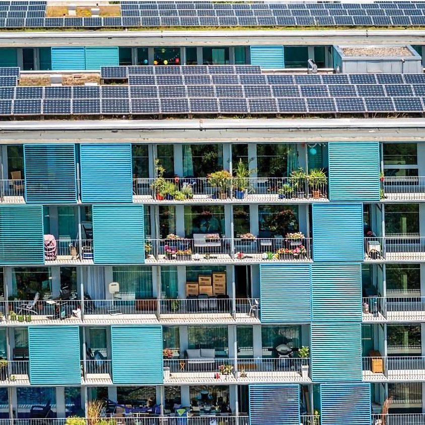 Solar cities and regions: unlocking the EU's rooftop potential