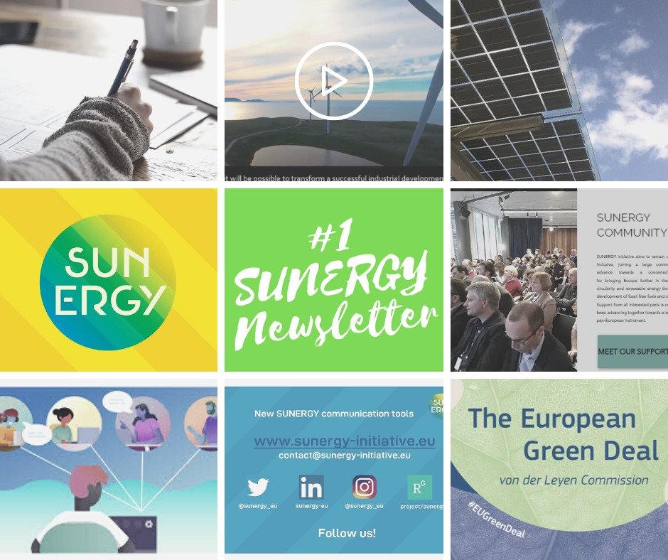 SUNERGY | Second Newsletter