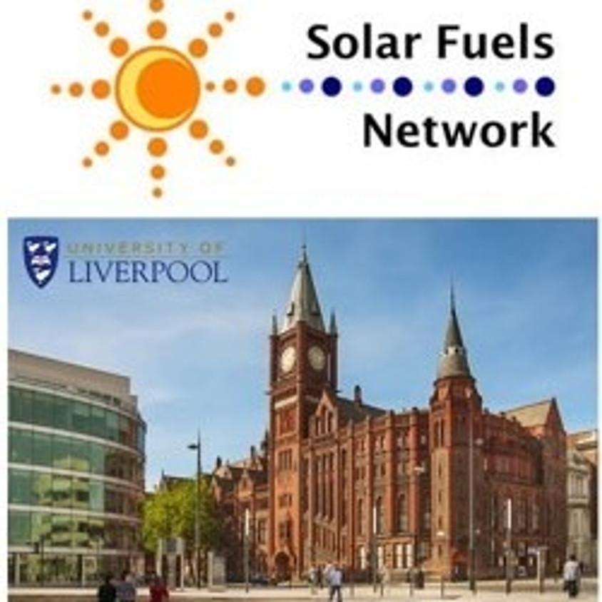 8th UK Solar Fuels Symposium (online)