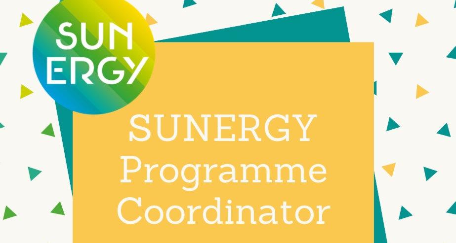 SUNERGY | Programme Coordinator