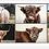 Thumbnail: 6 Cow Mug - Duncan, Bruce, Caroline, Achlias, Calf & Daisy