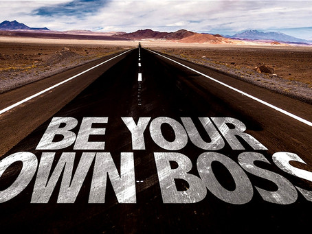 Be Your Own Boss?