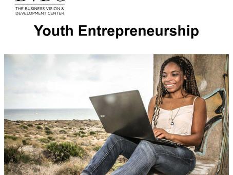 Youth Entrepreneurship Checklist
