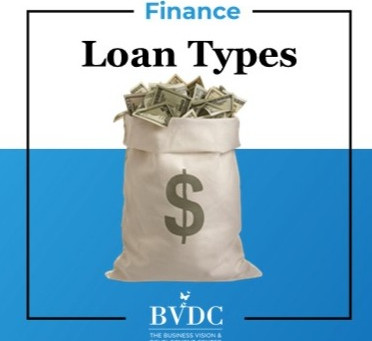 Finance ~ Loan Types