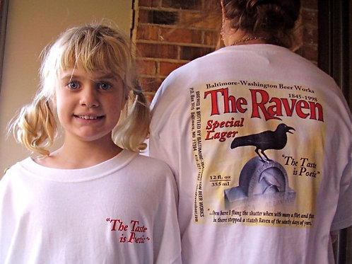Original Raven Label T-shirt