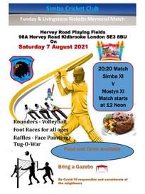 Simba Cricket Club