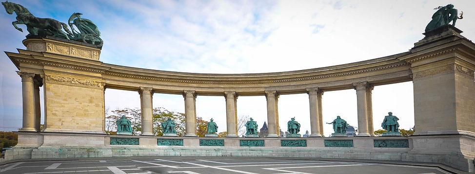 Heldenplatz, Budapest(T.L.)