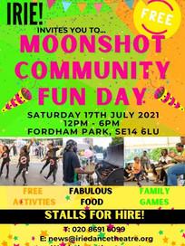 Moonshot Community Fun Day