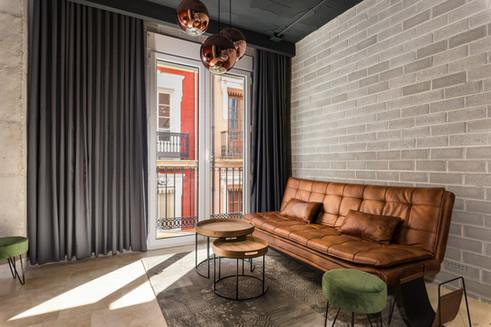 Evolution Studio Architects - Luxury Apartment