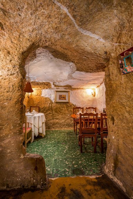 Restaurante Las Cuevas, San Miguel de Salinas
