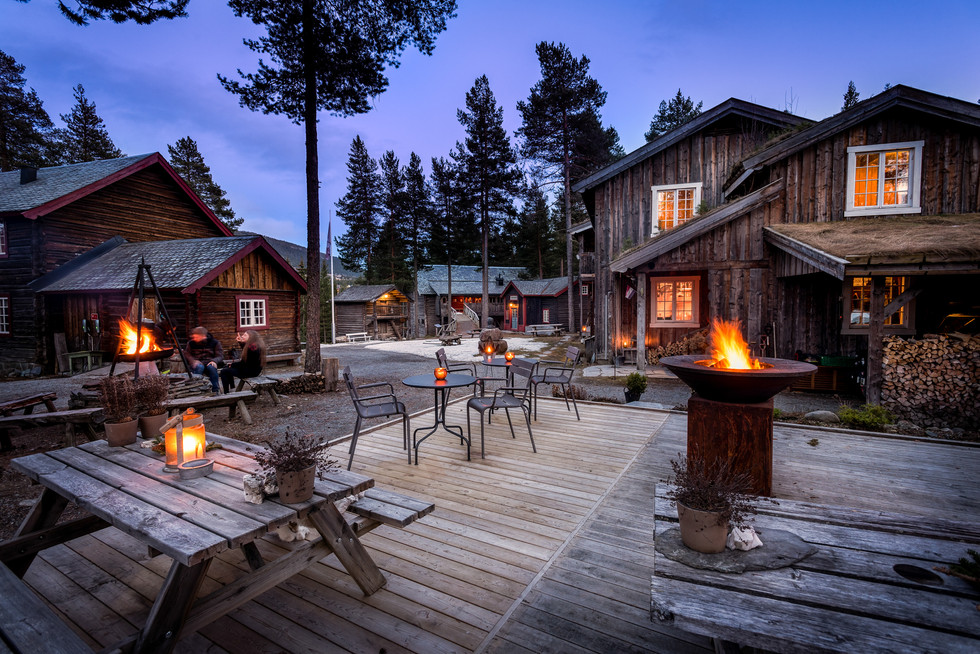 Herangtunet Boutique Hotel, Norway
