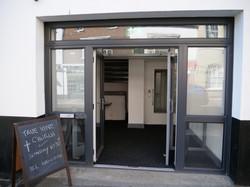 TVC Entrance