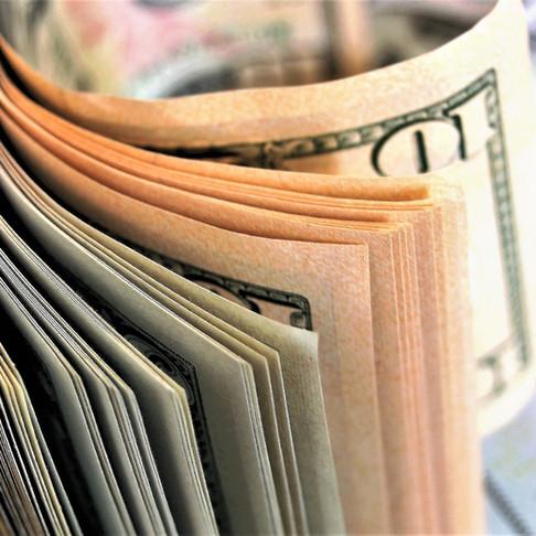 3 ways money grows