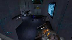 Area 2 - First combat challenge