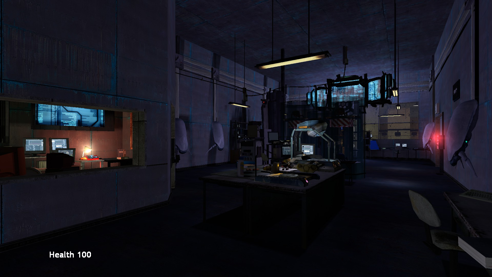 Area 2 - The laboratory