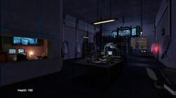 Area 2 - The laboratory