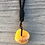 Thumbnail: Put on amd Go Amber Square Necklace