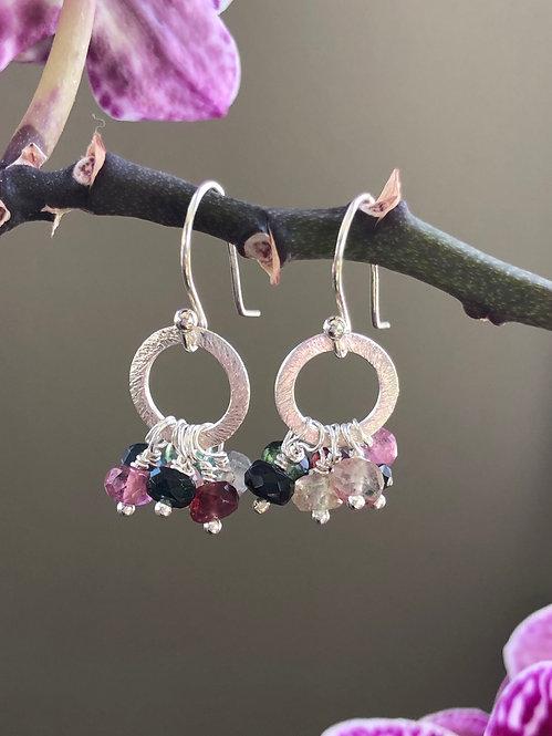 Tourmalines Earrings