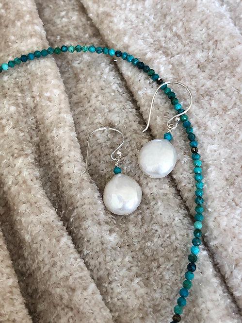 Turkcoin Earrings