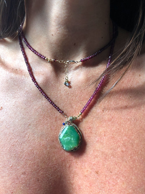 Green Island Necklace