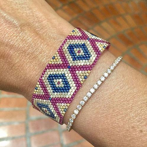 Tyche Beaded Bracelet