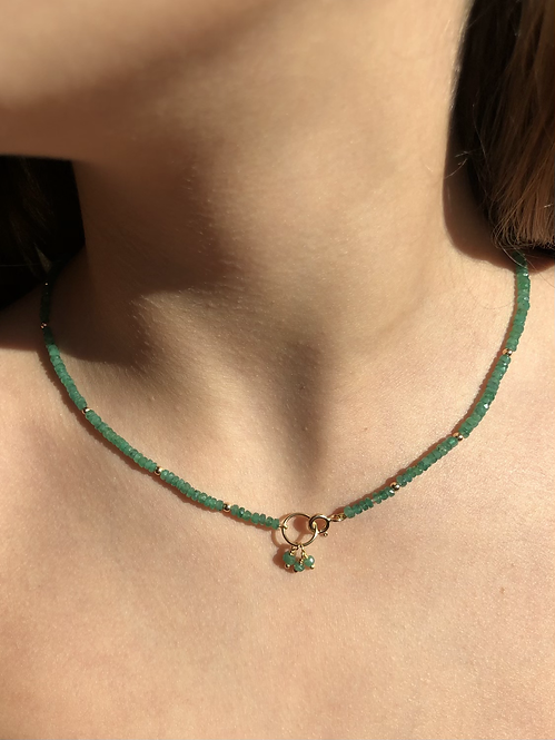 Emerald String