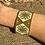 Thumbnail: Gold Stardust Beaded Bracelet