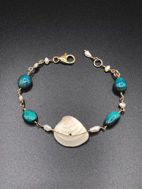 Pure Turquoise Bracelet