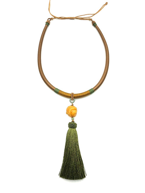 Tassel Lover Necklace